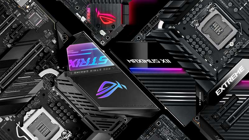 Z490 motherboard guide: ROG Maximus XII and ROG Strix boards unleash the power of Intel 10th Gen Core CPUs