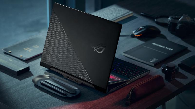 Le nouveau ROG Zephyrus Duo 15 SE est le leader des ordinateurs portables de gaming à deux écrans de nouvelle génération