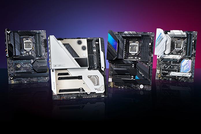 Z590 Mainboard Ratgeber: ROG Maximus XIII, ROG Strix, TUF Gaming und Prime
