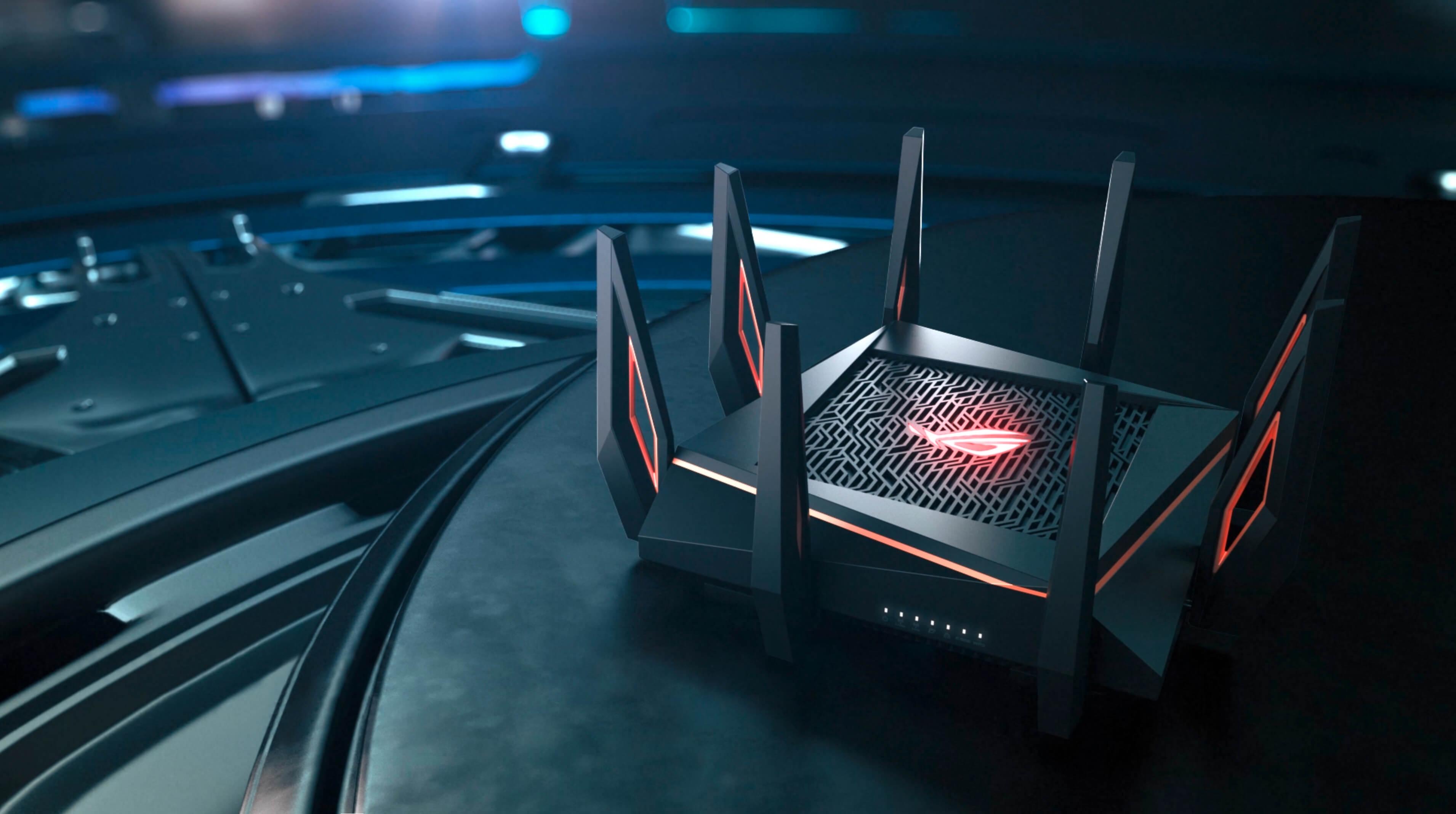 Der beste Gaming-Router für starken Ping: ASUS ROG Rapture GT-AX11000