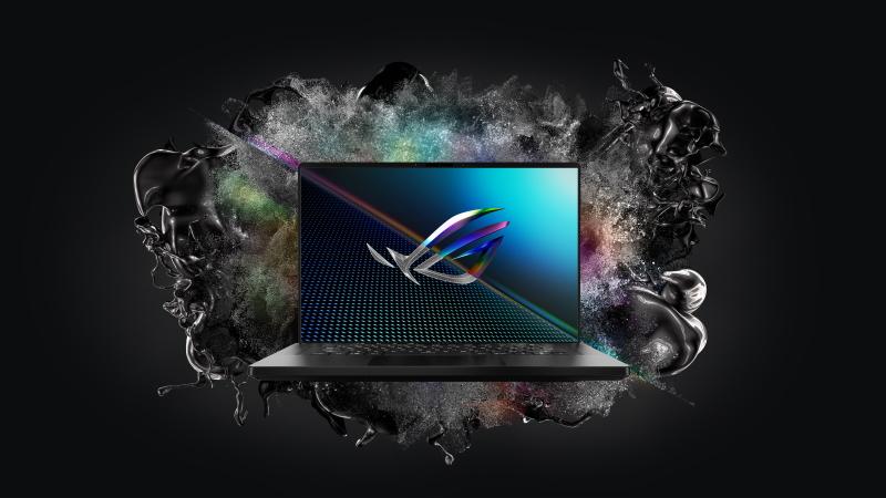 Le ROG Zephyrus M16 intègre un superbe écran de 16 pouces dans un ordinateur portable de gaming compact de 15 pouces