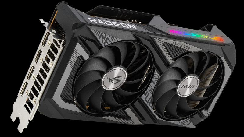 Radeon RX 6600 XT graphics cards bring RDNA 2 to the mainstream with ROG Strix and ASUS Dual