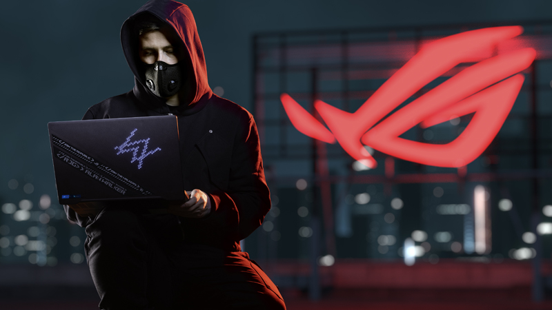 The ROG Zephyrus G14 Alan Walker Special Edition Mixes the Worlds of Gaming and Music