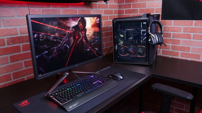 How to configure your PC's RGB lighting with Aura Sync