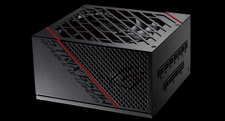PUMP HIGH-END POWER INTO YOUR GAMING PC WITH THE ROG STRIX 650W AND 750W PSUS