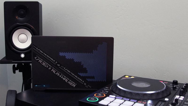 I game. I DJ. I love the ROG Zephyrus G14 Alan Walker Special Edition